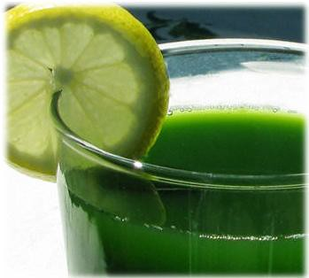 Health Benefits of Grass Juice