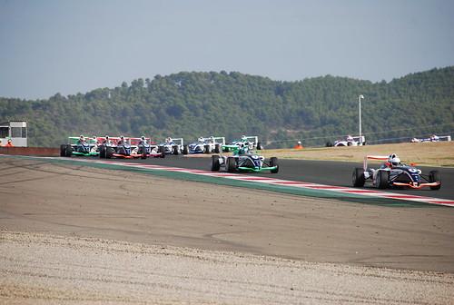 Campeonato francés F4 Circuito de Navarra