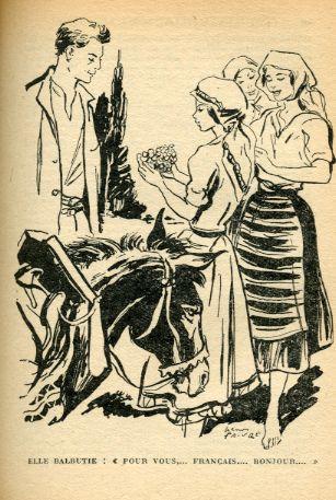 Cinq jeunes filles sur l'Aréthuse, by G.G-TOUDOUZE -image-50-150