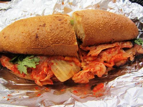 Cafe Metro sandwiches