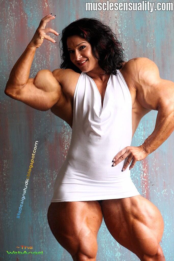 Alina Popa Muscle Morph | Flickr - Photo Sharing!