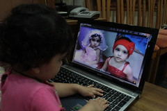 Nerjis Asif Shakir Blogger 14 Month Old by firoze shakir photographerno1