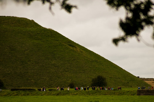 West Kennet Long Barrow - Silbury Hill - 09-10-12