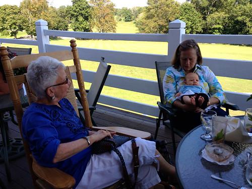 Gammy + Granny