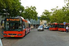 Breda - Gare routière et ferroviaire