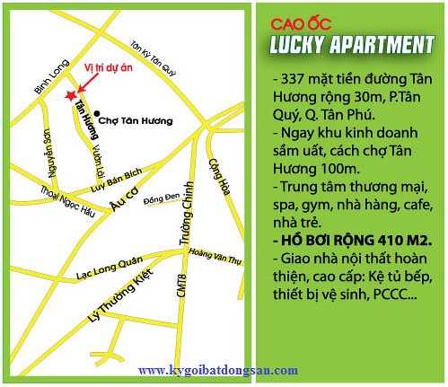 vi tri can ho lucky apartment