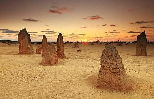 03 Désert des Pinnacles, cervantes Australie