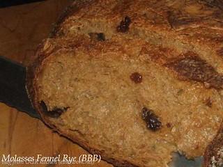 Molasses Fennel Rye (BBB September 2012)