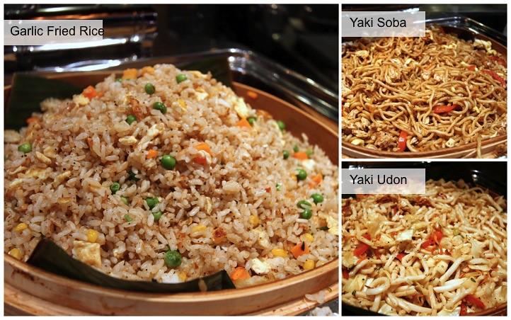 Kiseki日本自助餐餐厅:日本精选:大米,索巴与乌顿