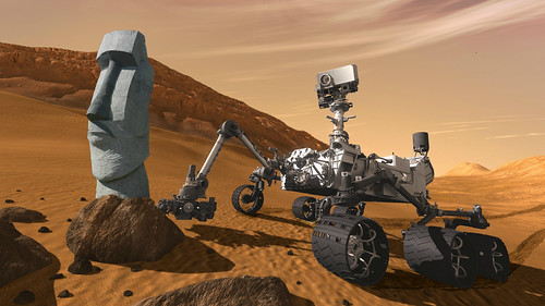 """Curiosity Rover Makes Startling Discovery on Mars"""