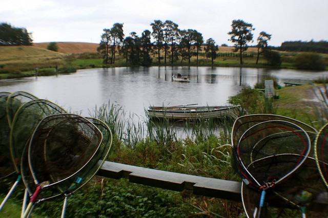 Orchill Loch Trout Fishery, Gleaneagles
