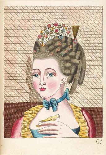 012- L'art de la coëffure des dames françoises…1768-70- Legros de Rumigny -© 2000–2012 The Metropolitan Museum of Art