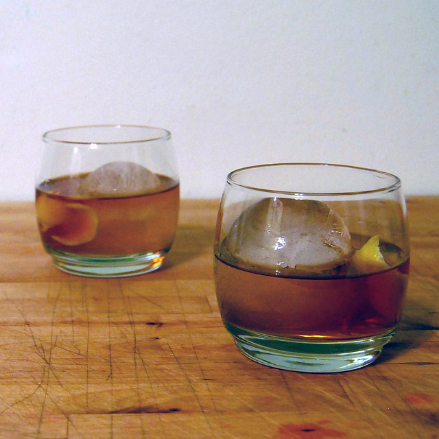 Ciderhouse Whiskey Cocktail | There Will Be Bourbon