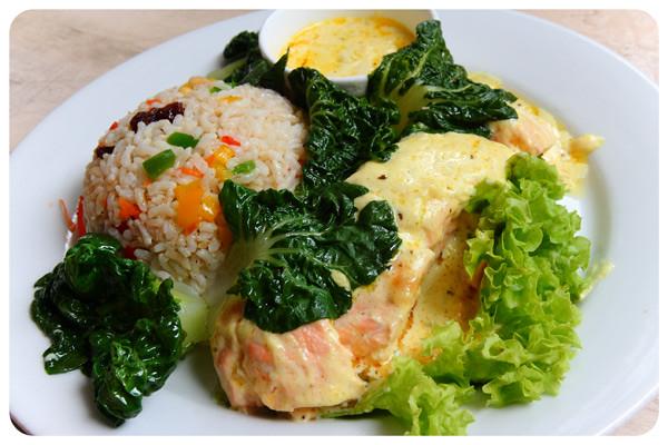 Marmalade-Salmon-Fried-Rice