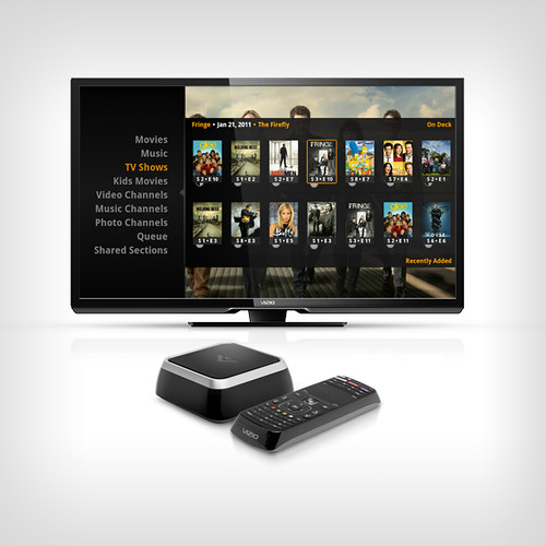 sit back relax and let plex for vizio co star work for you - Visio Costar