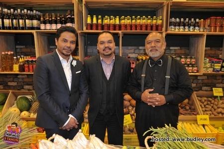 Juri MasterChef Malaysia musim kedua