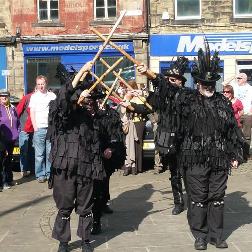 Folk and Morris dancing