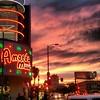 The Sunset over Sunset #ILoveLA  #NoFilter
