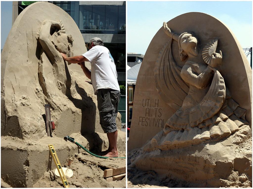 arts fest 2012 sand