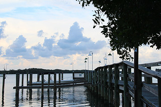 Dock, Mar Vista, Restaurant Review, Longboat Key, FL