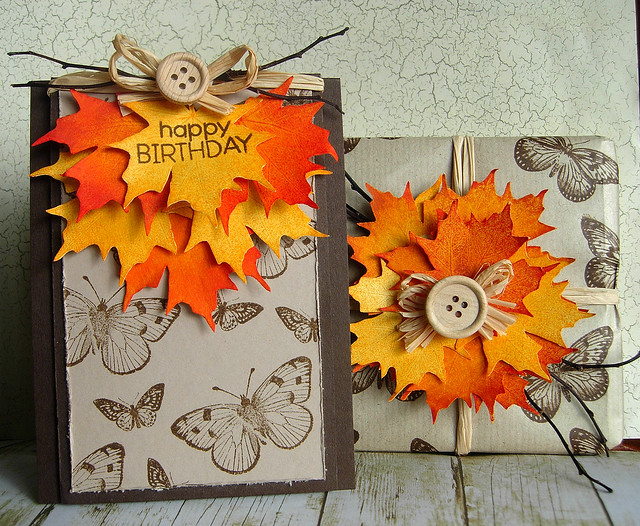 Autumn Birthday