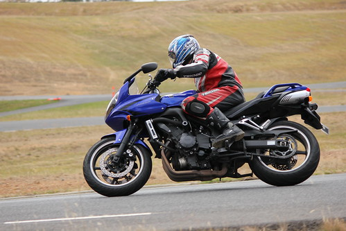 Racing at Broadford Raceway by holidaypointau