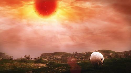 終末:羊さん【FINAL FANTASY XIV , FF14】