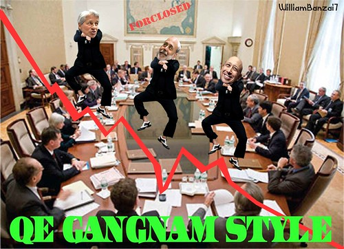 QE GANGNAM STYLE by Colonel Flick