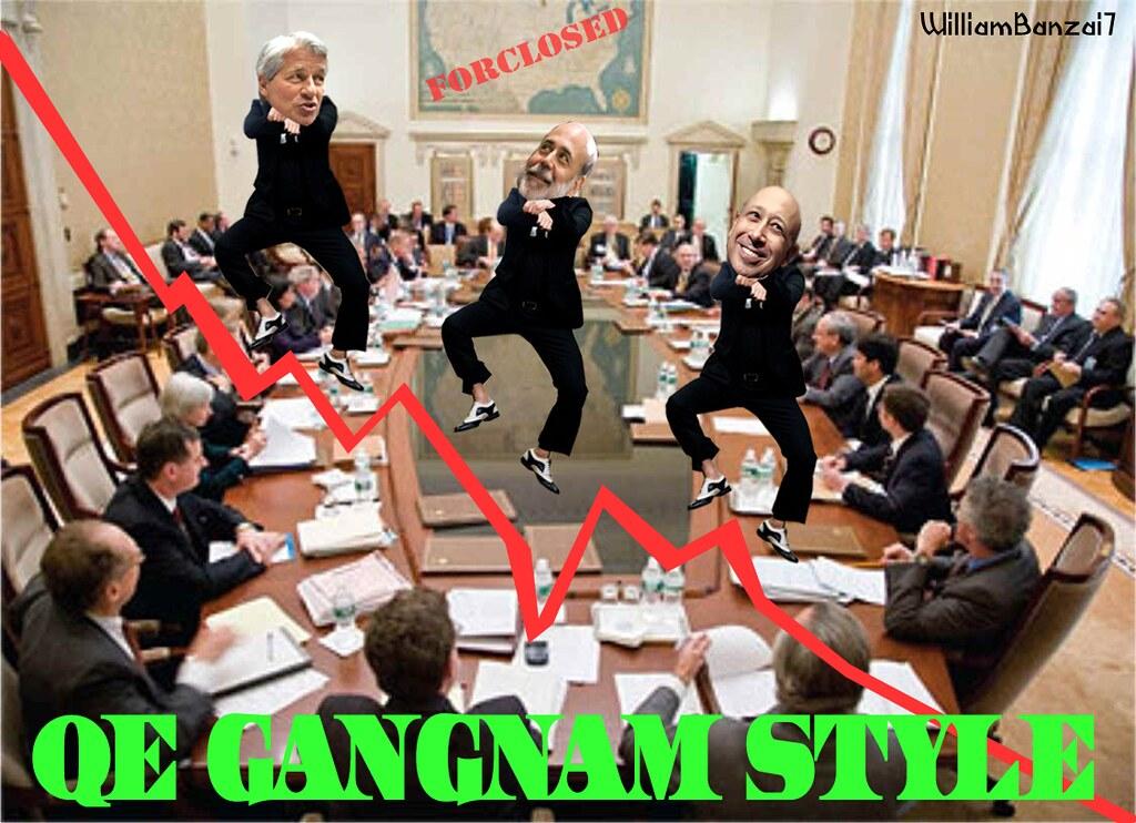 QE GANGNAM STYLE