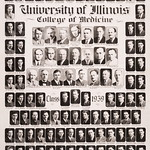 1939 graduating class, University of Illinois College of Medicine