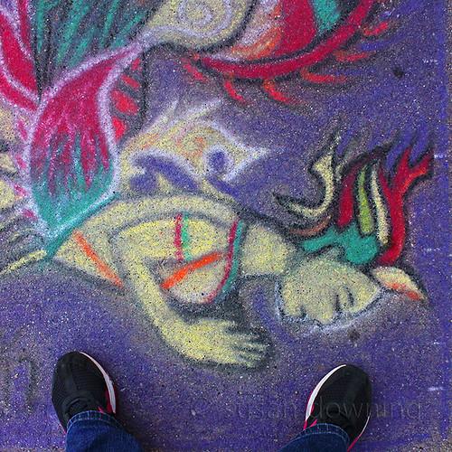 Sidewalk Art 23/365