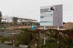 Neubau von Hafen2 am Nordring