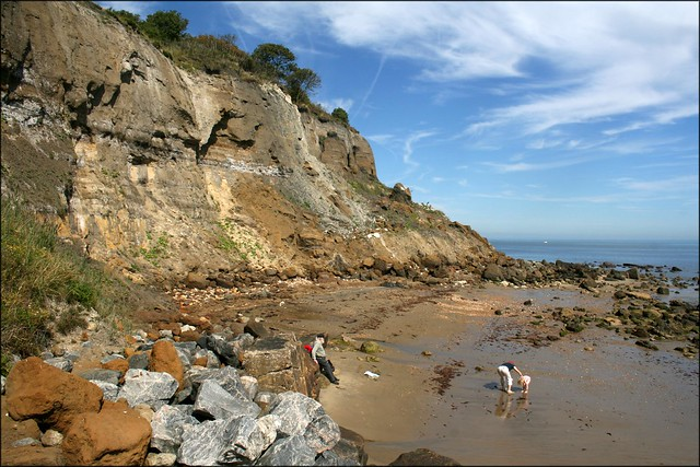 Monks Bay, near Ventnor