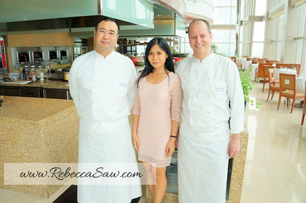 THIRTY8 Restaurant, Grand Hyatt Hotel KL-034