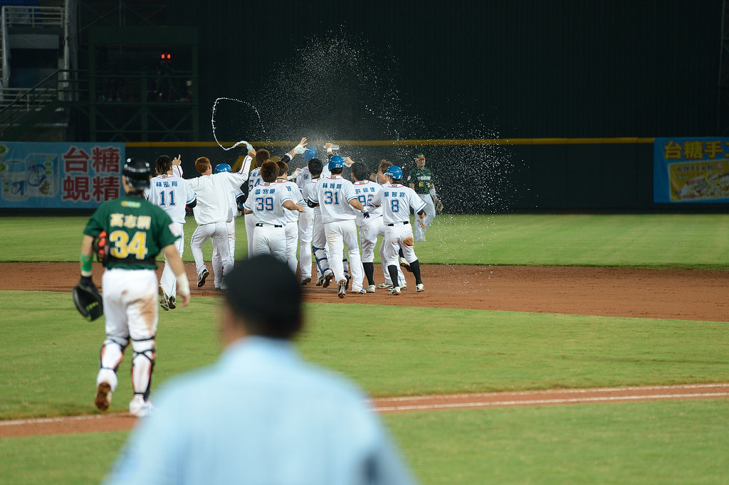 After Walk-off single
