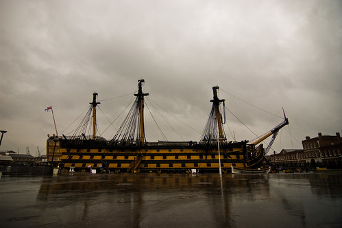 Portsmouth - HMS Victory - 09-23-12