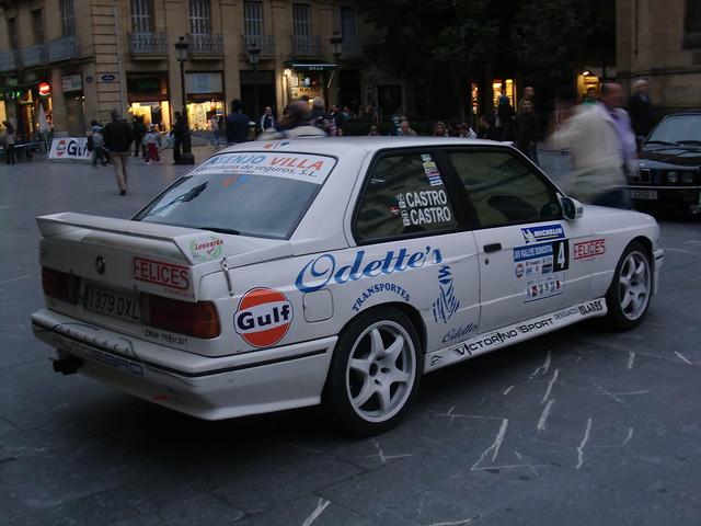 BMW M3 RALLYS