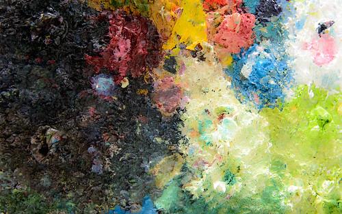 An Artist's Palette 59823