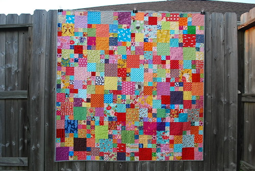 Magic Number Quilt