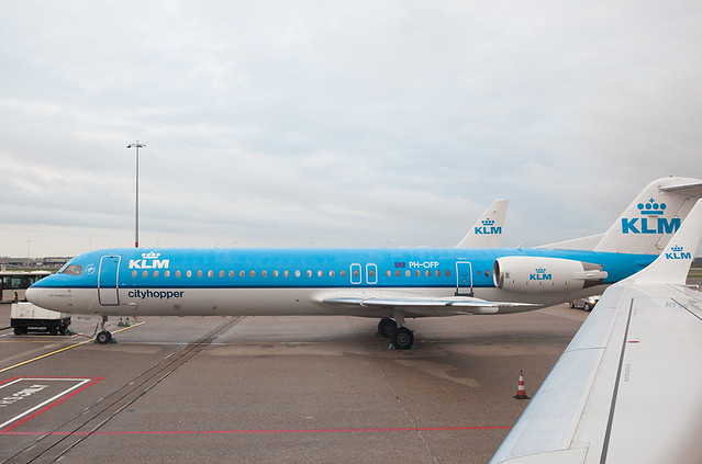 KLM Cityhoppers