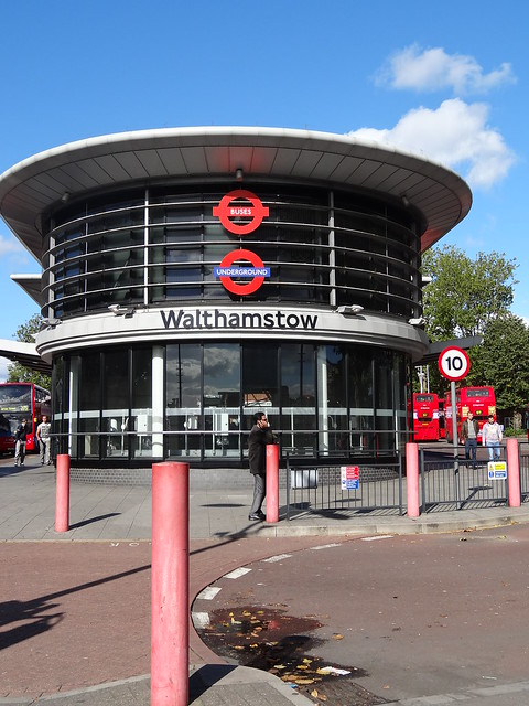 Walthastow Central Station