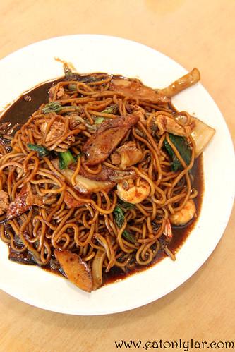 Hokkien Noodles, Sin Kee Restaurant