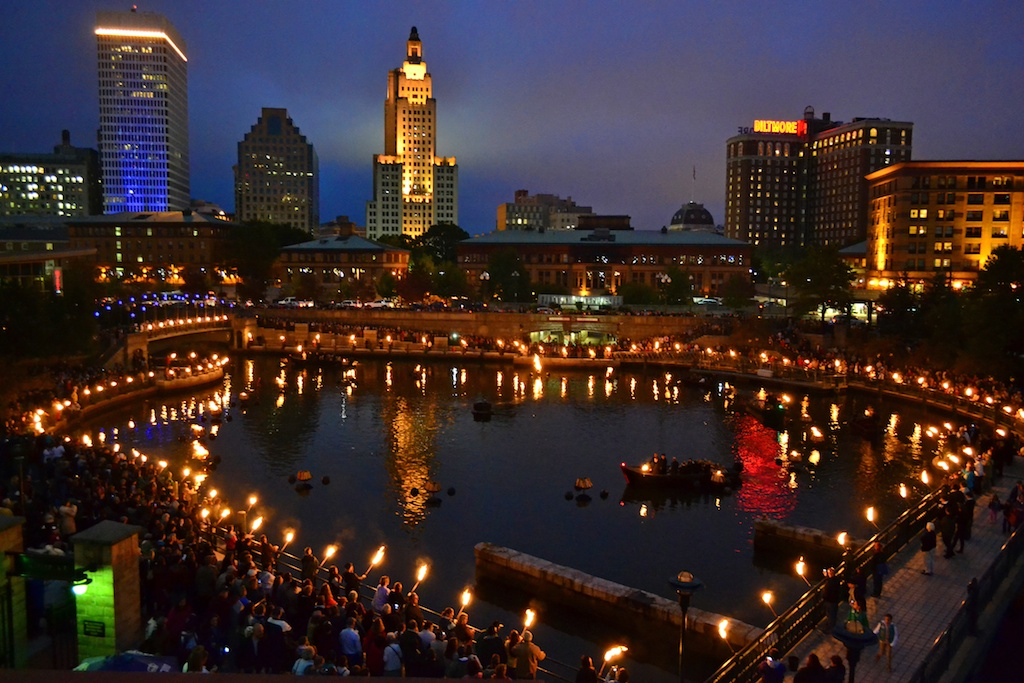 Image result for WaterFire