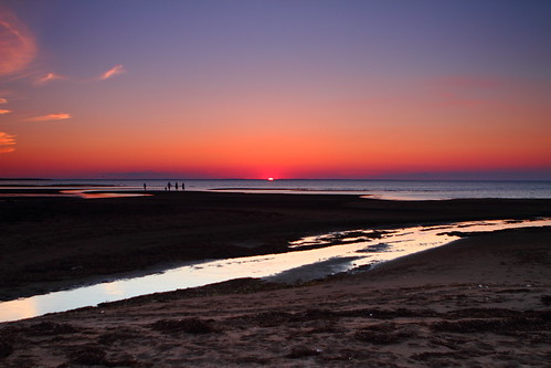 sunset beach newbrunswick nouveaubrunswick plage coucherdesoleil 2470mm cappelé singhray canon7d
