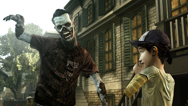 The Walking Dead - Episode 4 (Telltale Games) for PS3