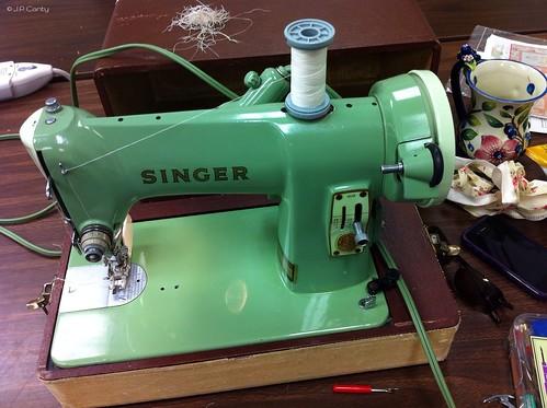 Singer 185k