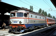 * Rumänien  E. - Loks 040-EC1-036  bis  E.-Lok Nr.3