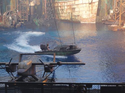 Waterworld at Universal Studios Singapore