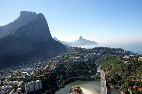 Barra da Tijuca District. Rio de Janeiro, Brazil