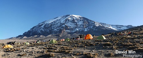 Kilimanjaro, Tanzania - Karanga High Camp by GlobeTrotter 2000